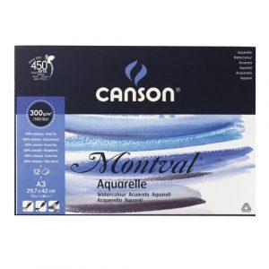 BLOCO MONTVAL A3 CANSON