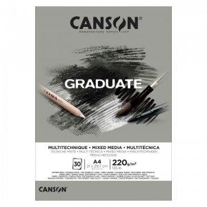Bloco Graduate A4 - Canson