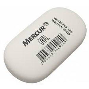 Borracha oval Mercur