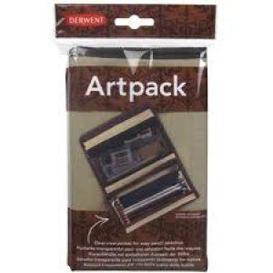 Estojo em lona Artpack 2300575 Derwent