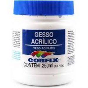 GESSO ACRILICO 250 CORFIX