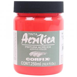 Tinta-Acrílica-Fluorescente-Corfix-250ml-Vermelho-1013
