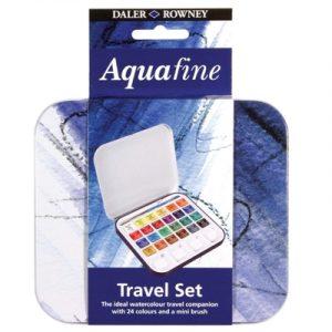aquarela-aquafine-pastilha-estojo-metalico-24-cores-pastilha-daler-rowney