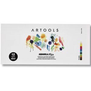 aquarela-misci-estojo-com-12-cores-tubo-6ml-artools