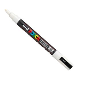 caneta-posca-fina-pc-3m-branco