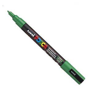 caneta-posca-fina-pc-3m-verde