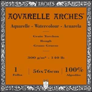 papel-arches-aquarelle-torchon-300g-pacote-com-10-folhas-56x76cm