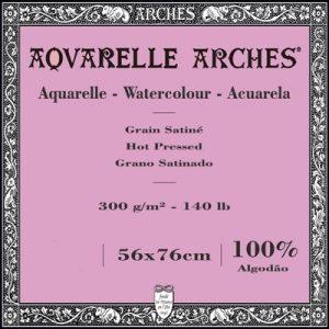 papel-arches-satine-300g-pacote-com-10-folhas-56x76cm
