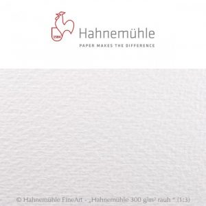 papel gravura hahnemuhle 300g