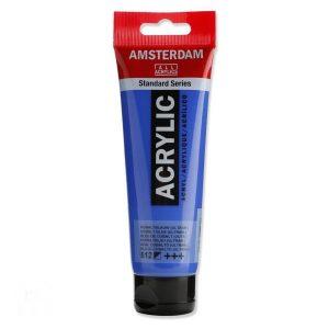 tinta acrilica amsterdam 120ml 512